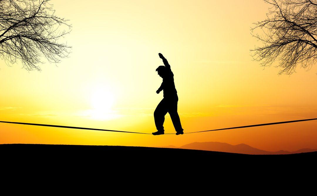 10 Schritte zur inneren Balance